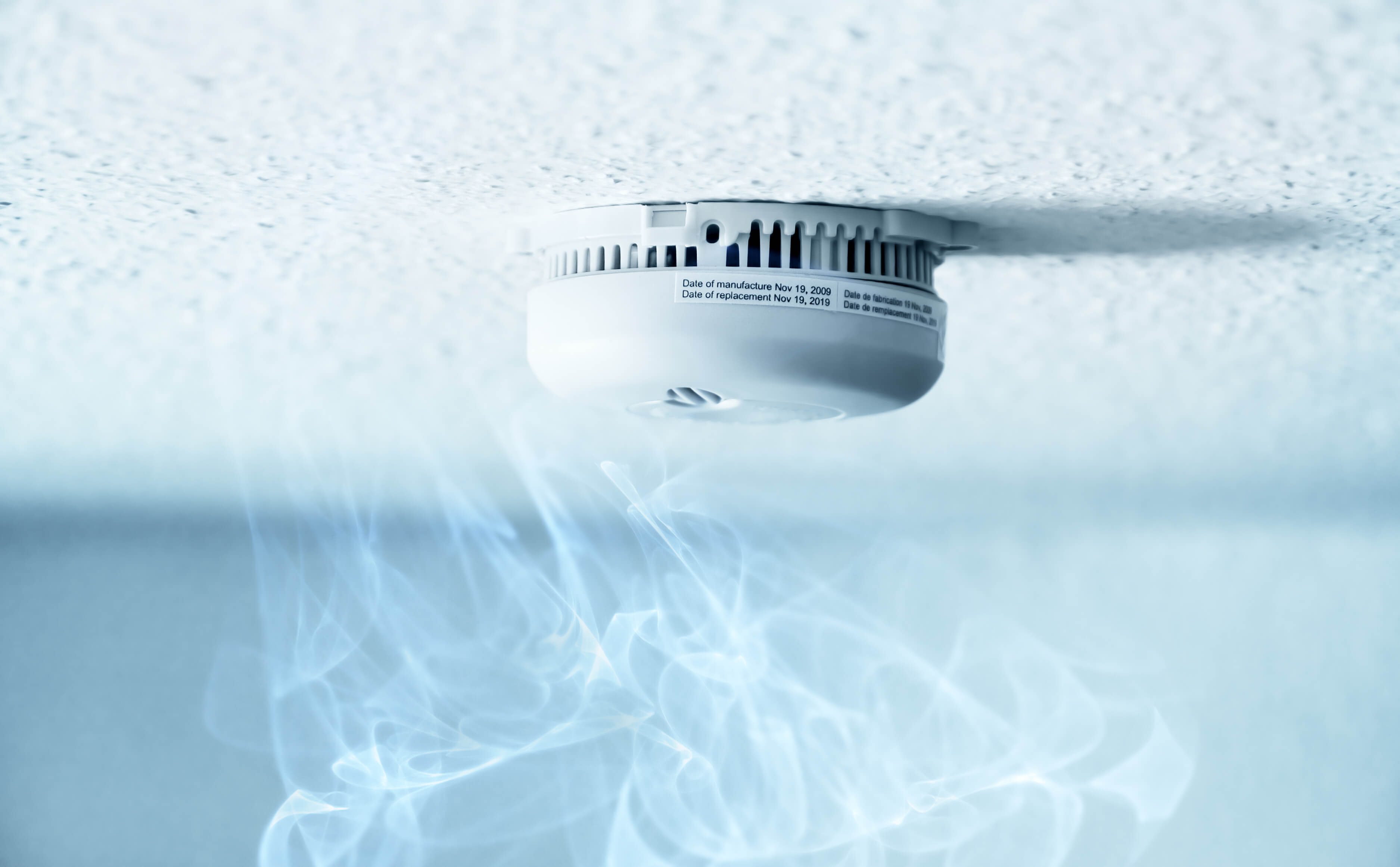 smoke detector by Ryan Gath Electric