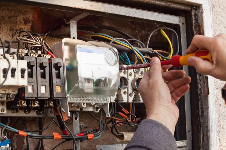 rewiring in Chelmsford by Ryan Gath