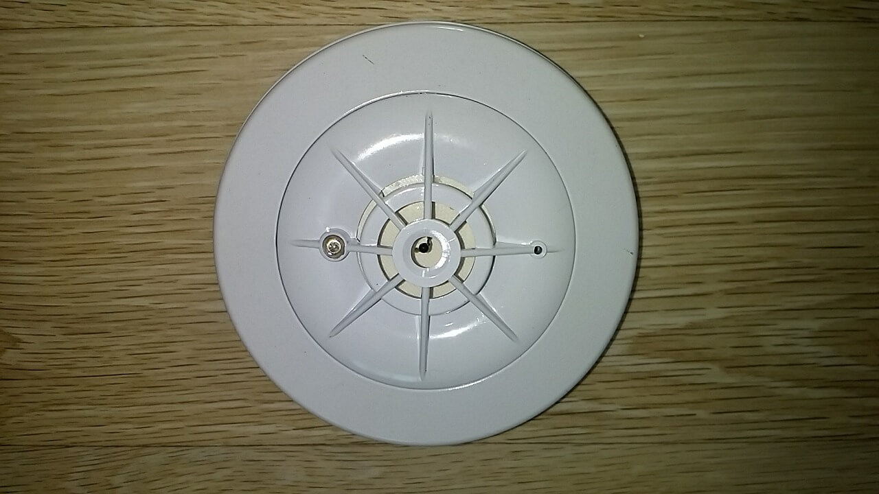 hardwired smoke detector in Chelmsford by Ryan Gath