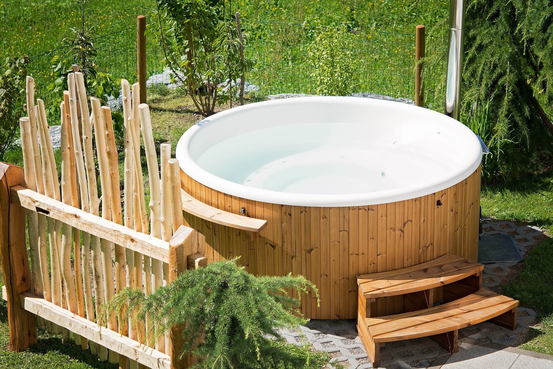 Jacuzzi tub installation in Chelmsford