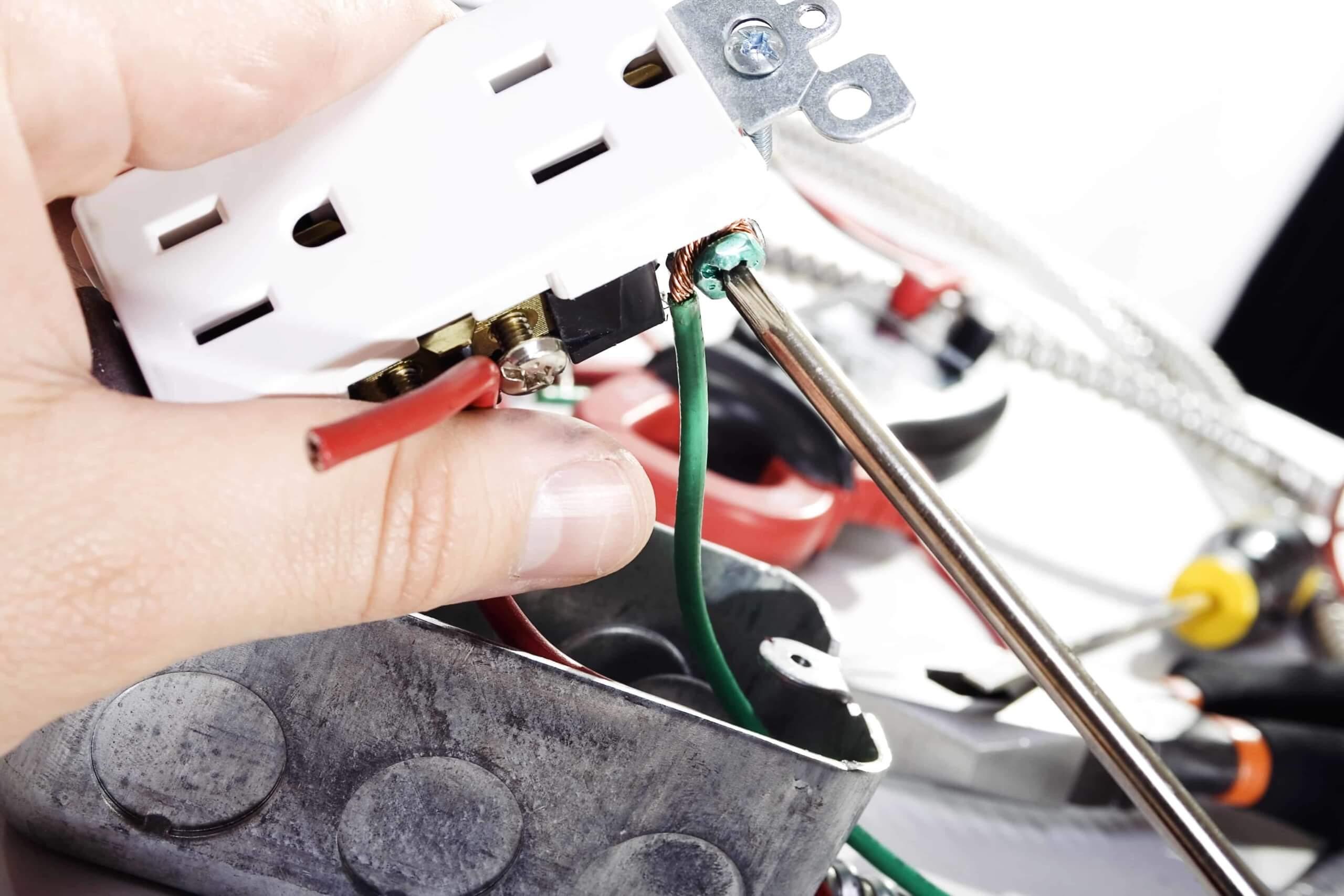 electrical rewiring in chelmsford, MA by Ryan Gath Electric
